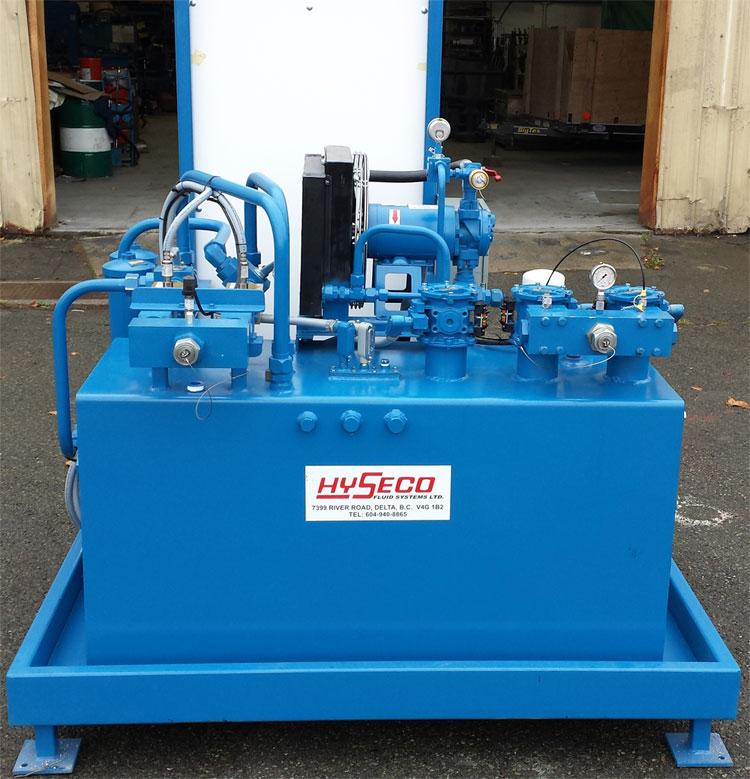 Hyseco Fluid Systems Custom Products